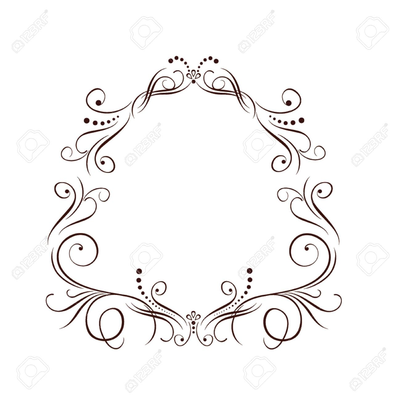 Wedding Border Royalty Free Cliparts, Vectors, And Stock ...