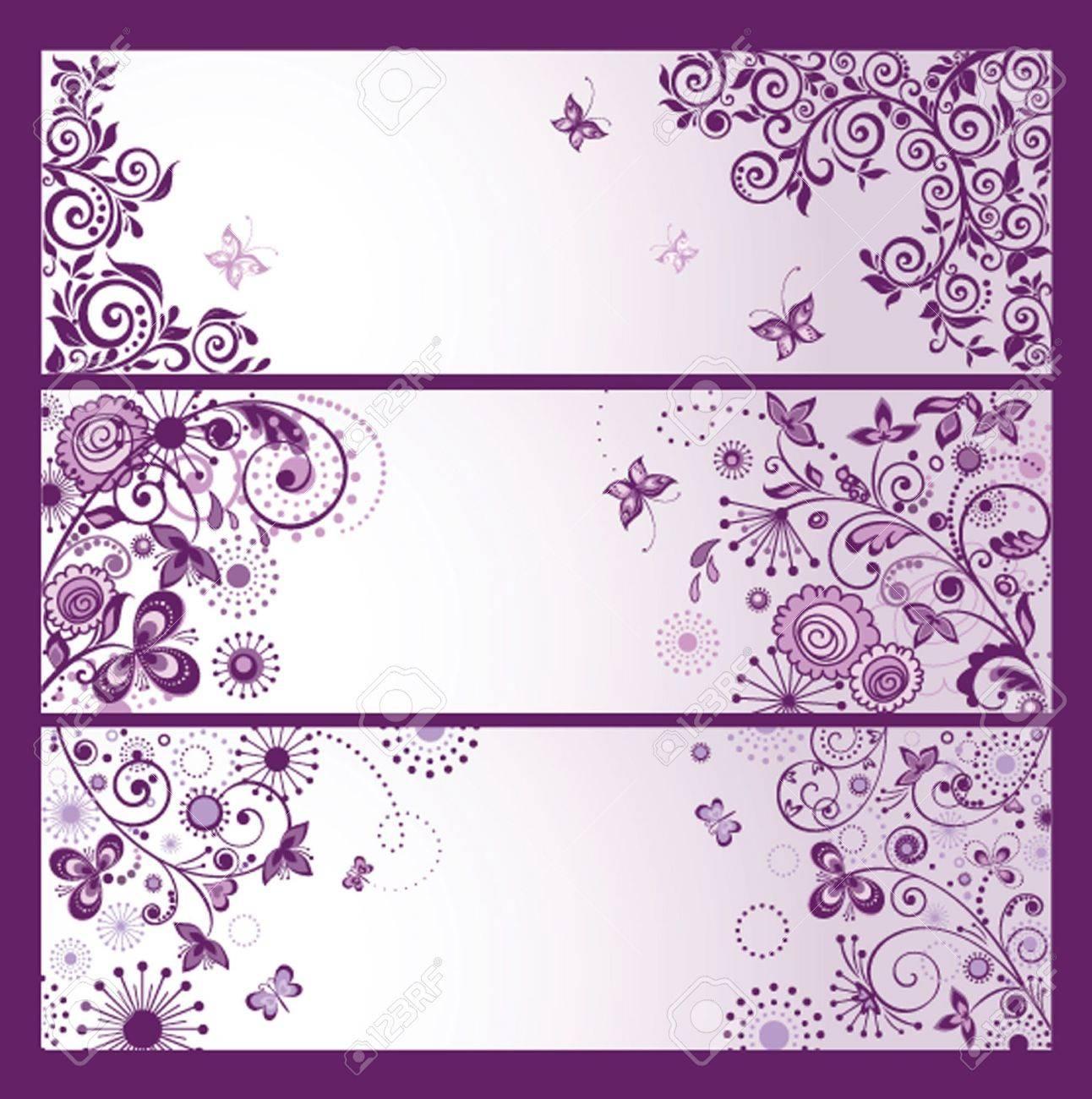 Цветочная Рамка Для Баннера