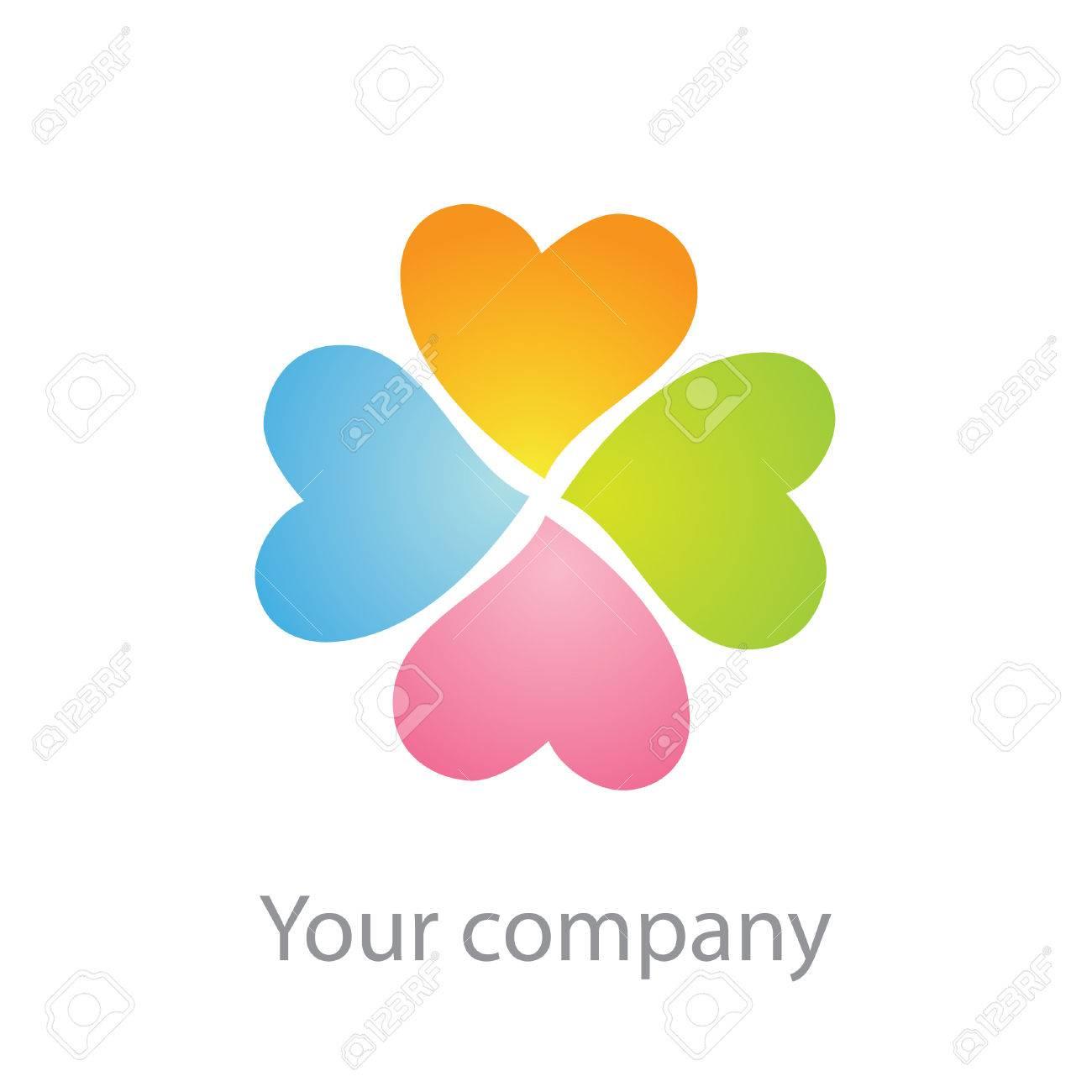 Company sign Stock Vector - 8977430