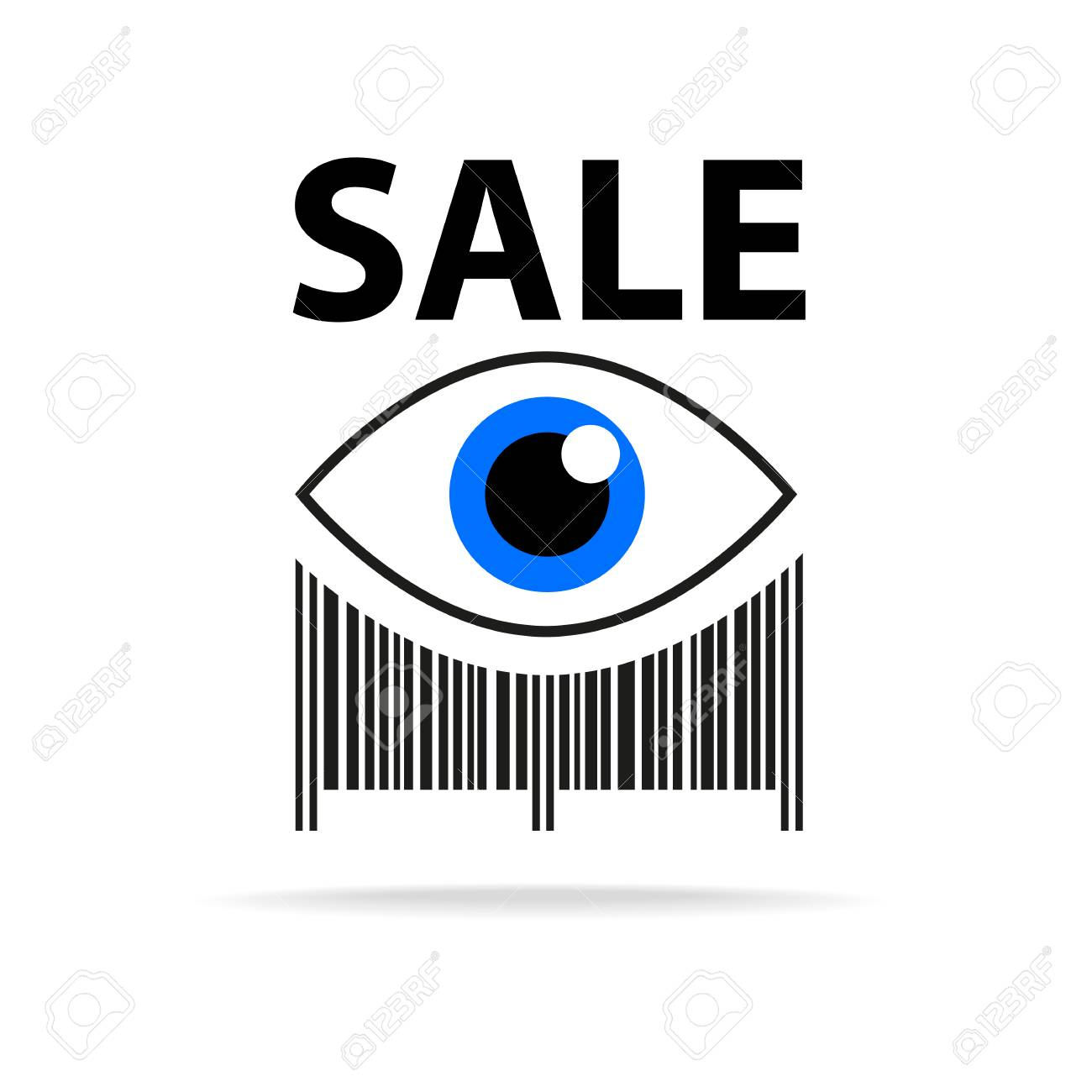 sales sign template