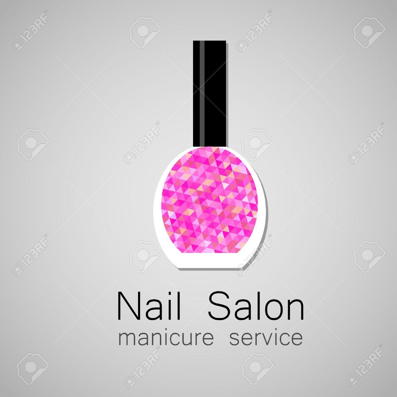 creative salon logo design ideas for inspiration nail - Nail Salon Logo Design Ideas