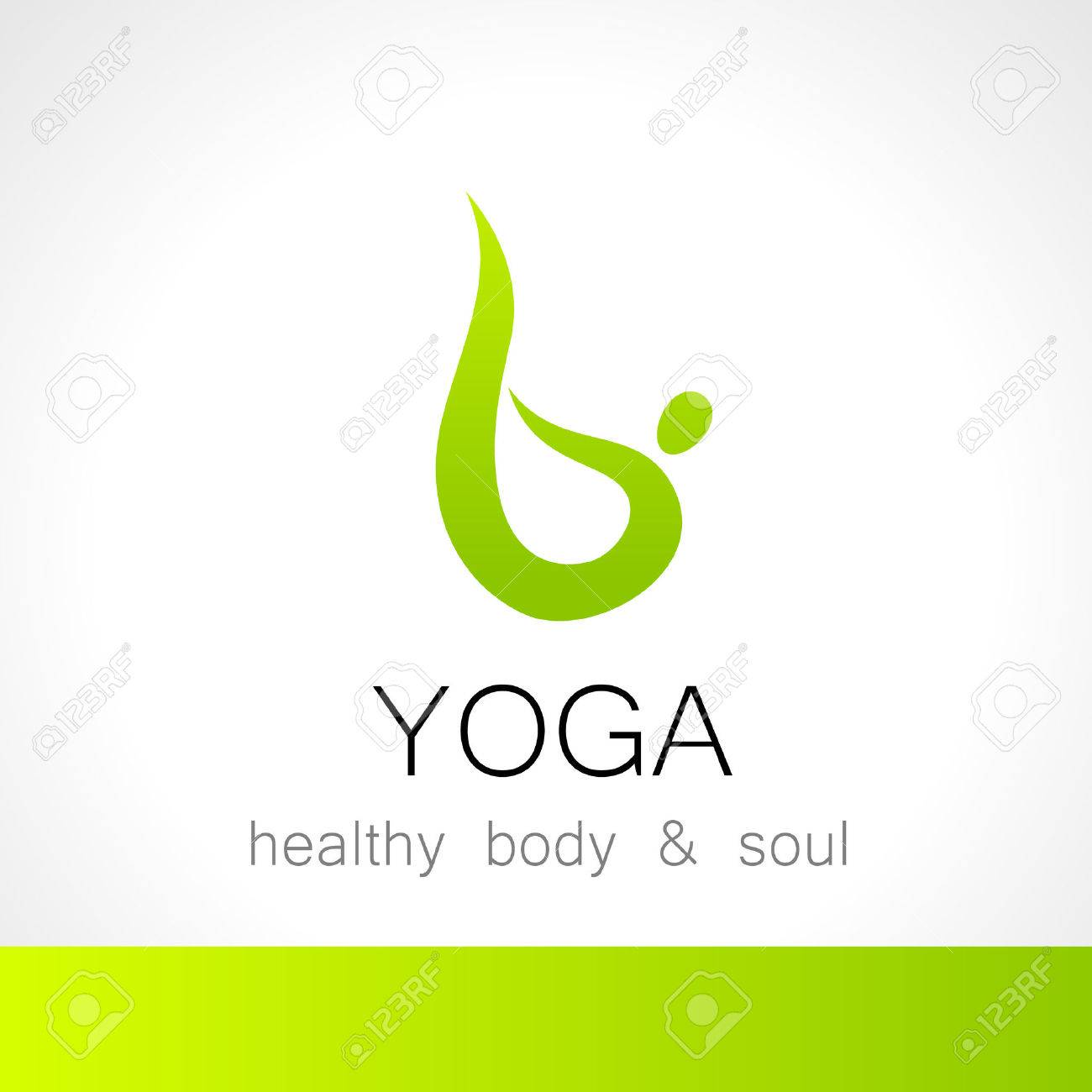 Yoga Logo Design Template Health Care Beauty Spa Relax Royalty Free Cliparts Vectors And Stock Illustration Image 43027277