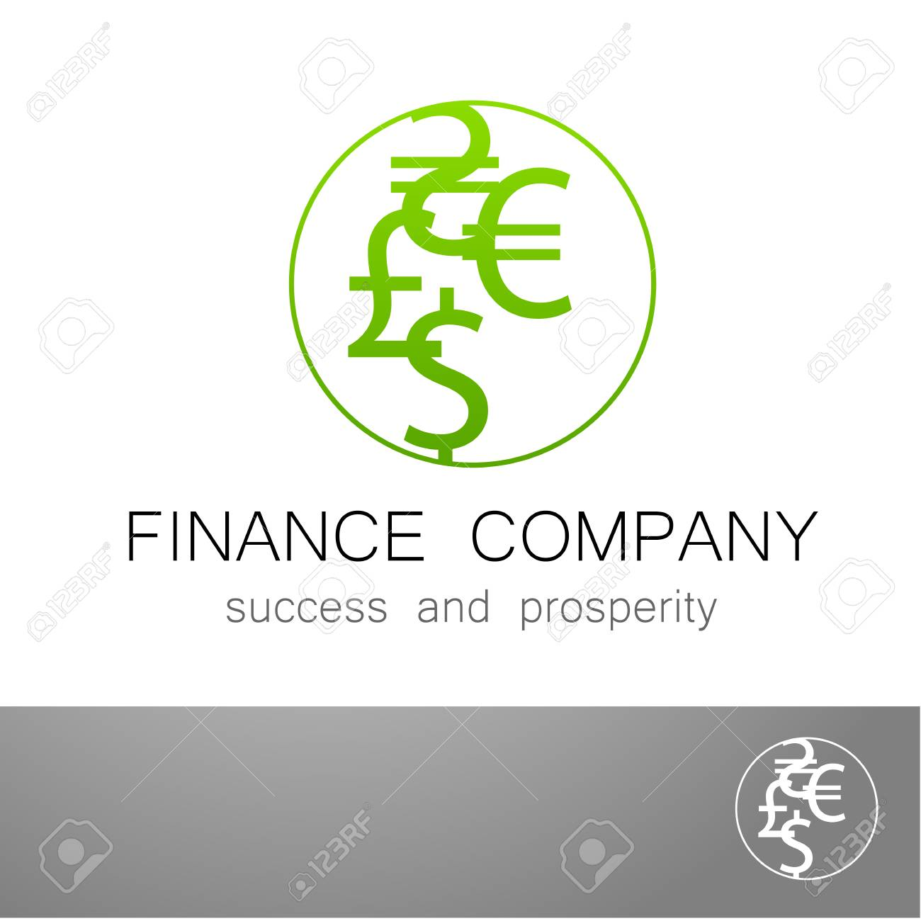 Financial company template sign of the money a symbol of financial company template sign of the money a symbol of the dollar euro biocorpaavc Images