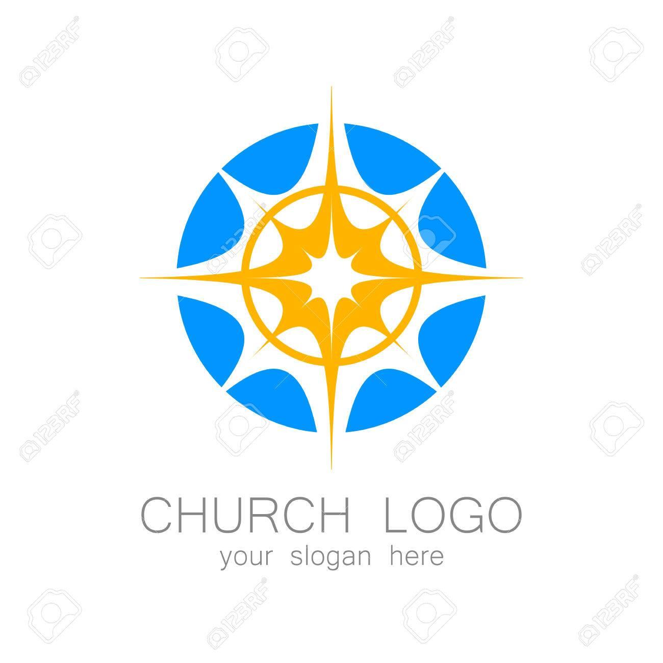 church logo design template template logo for churches and