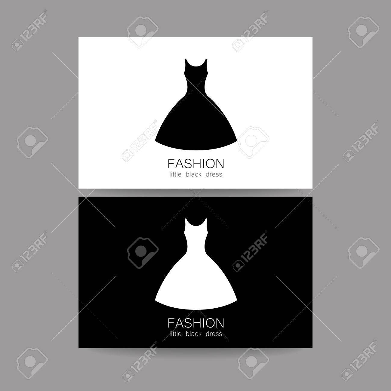 Concept Business Card Design For Fashion Shop, Boutique, Factory ...