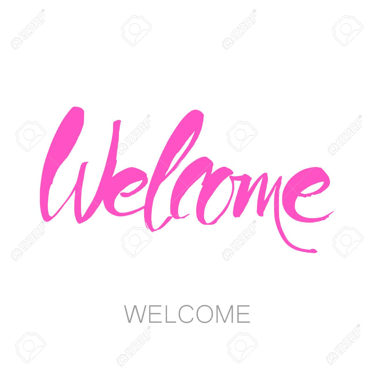 Free Welcome Sign Template Ukrandiffusion