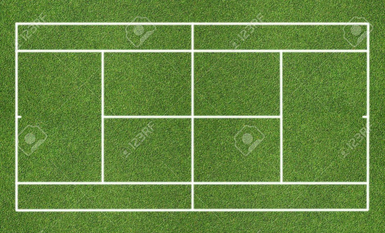 Tennis grass court - 11449529