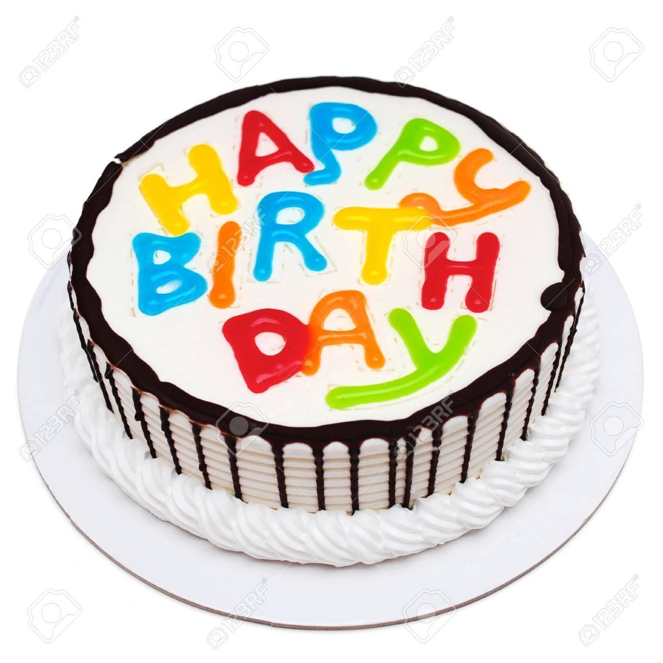 Birthday cake - 15735429