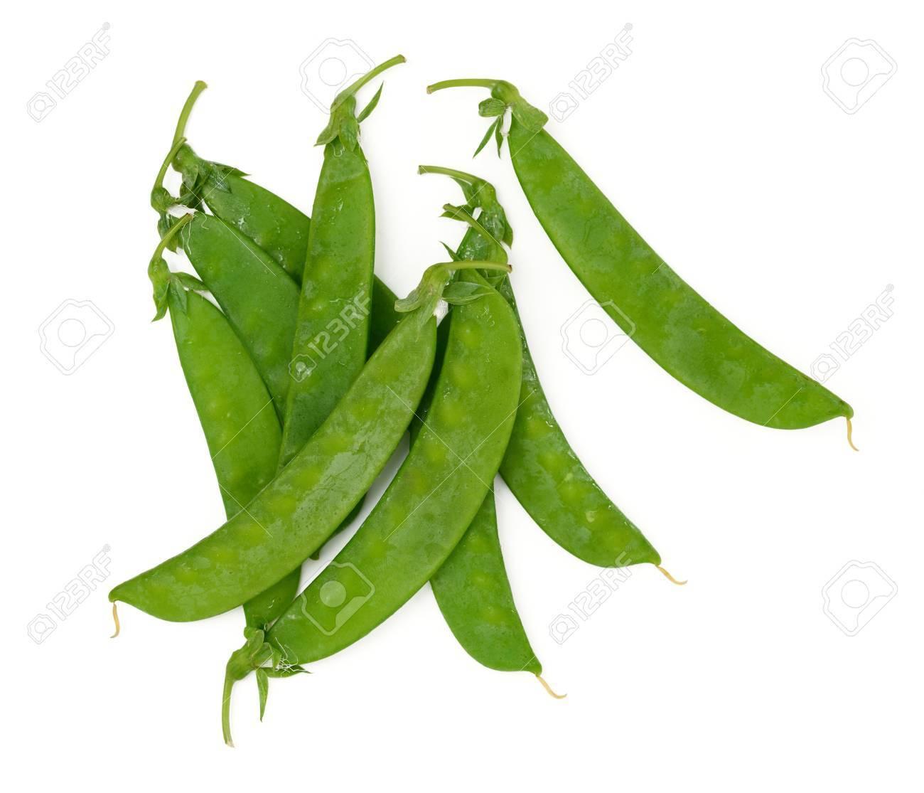 Fresh Sugar Peas - 24425402