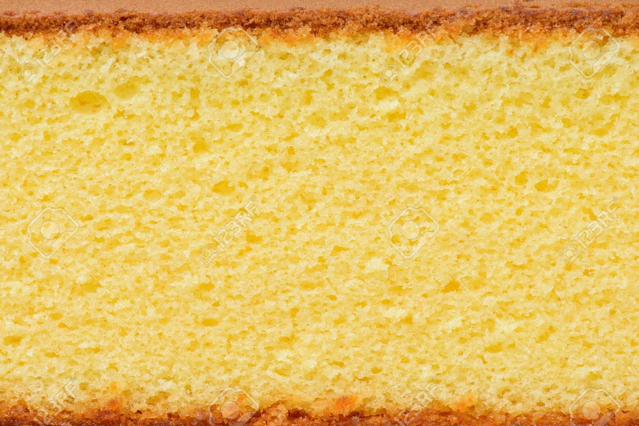 close up sponge cake - 37637251