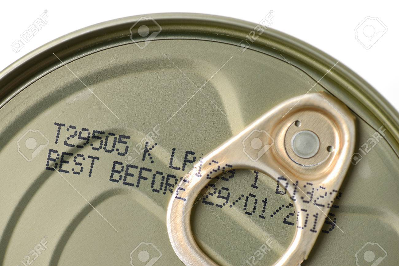 food can with expiry date - 61779655