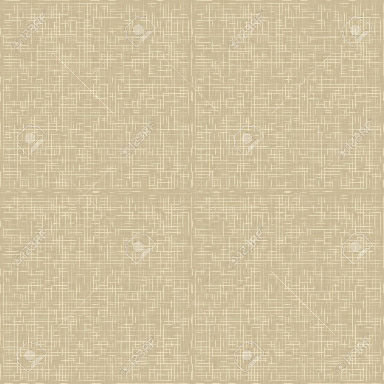 ナチュラル リネン シームレス パターン自然リネン ストライプ未塗装