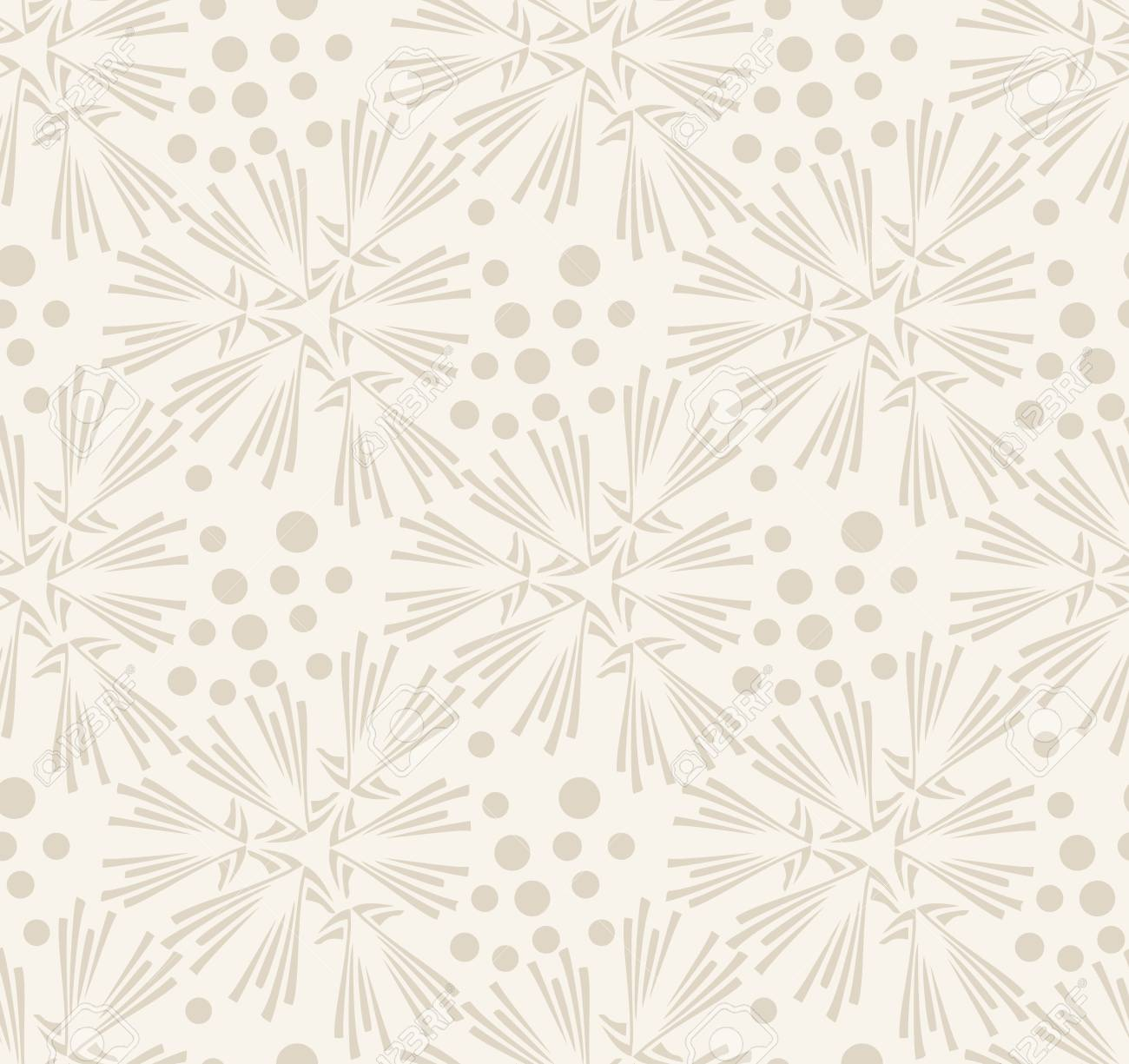 Floral Vintage Rustic Seamless Pattern Background Can Be Used For Wallpaper Fills Web
