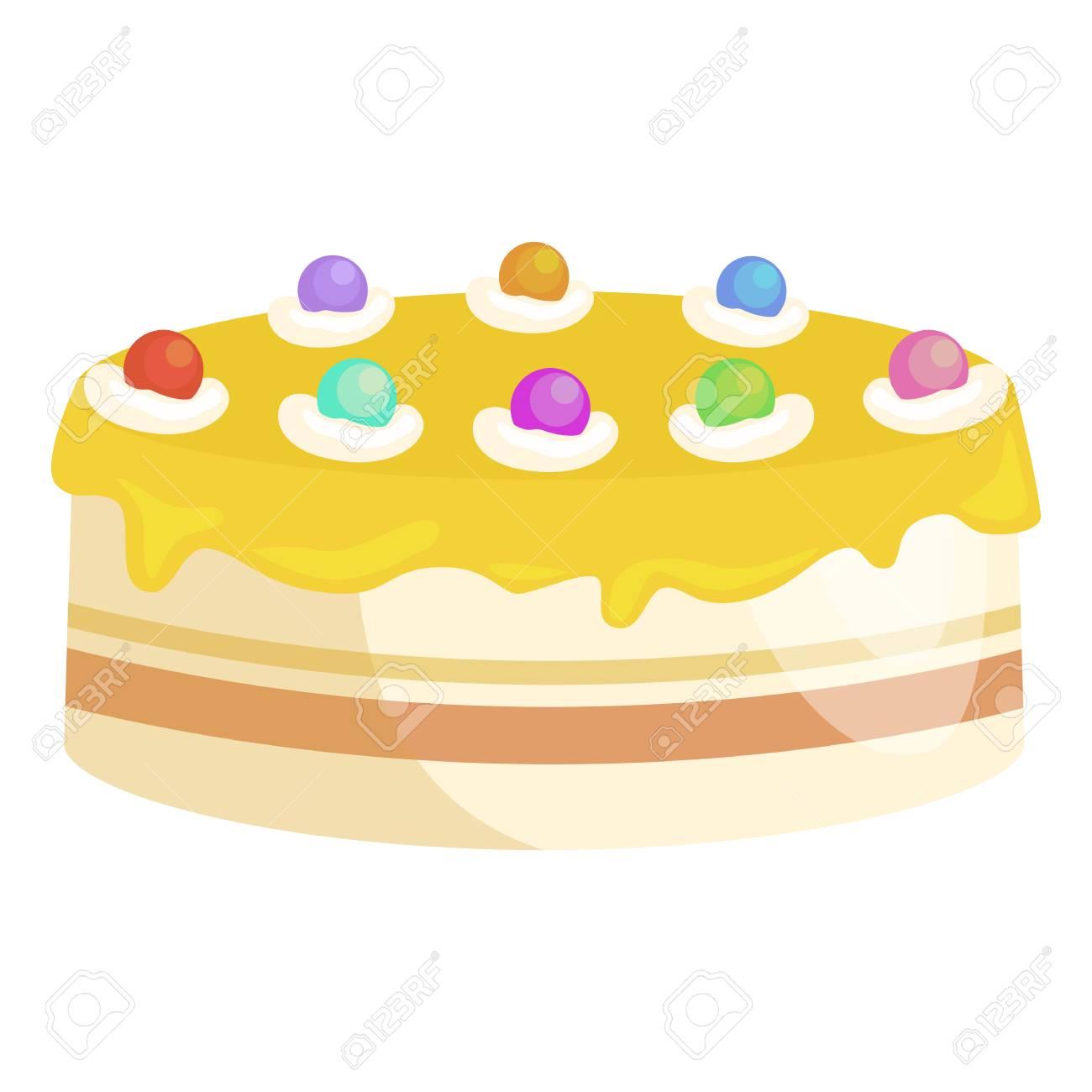 Sussigkeiten Kuchen Mit Verschiedenen Fullungen Schokoladendessert