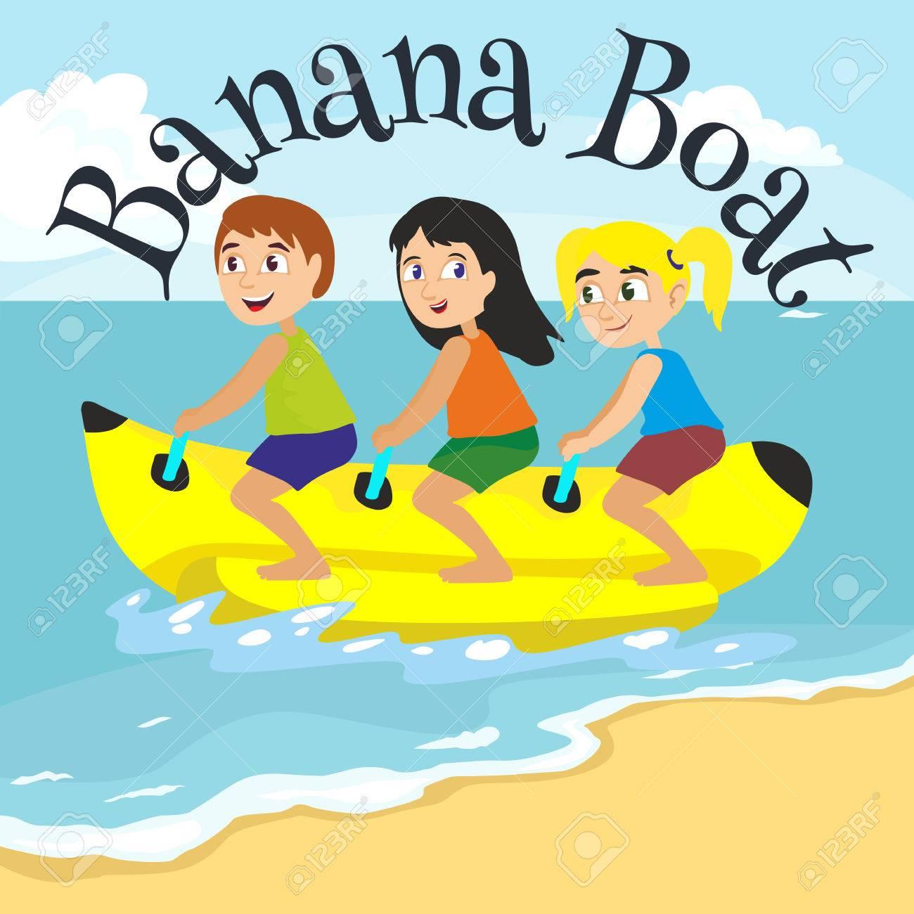 SYBING Love Banana Boys Funny Quick Dry Waterproof Surfing Sports Running Swim Trunks