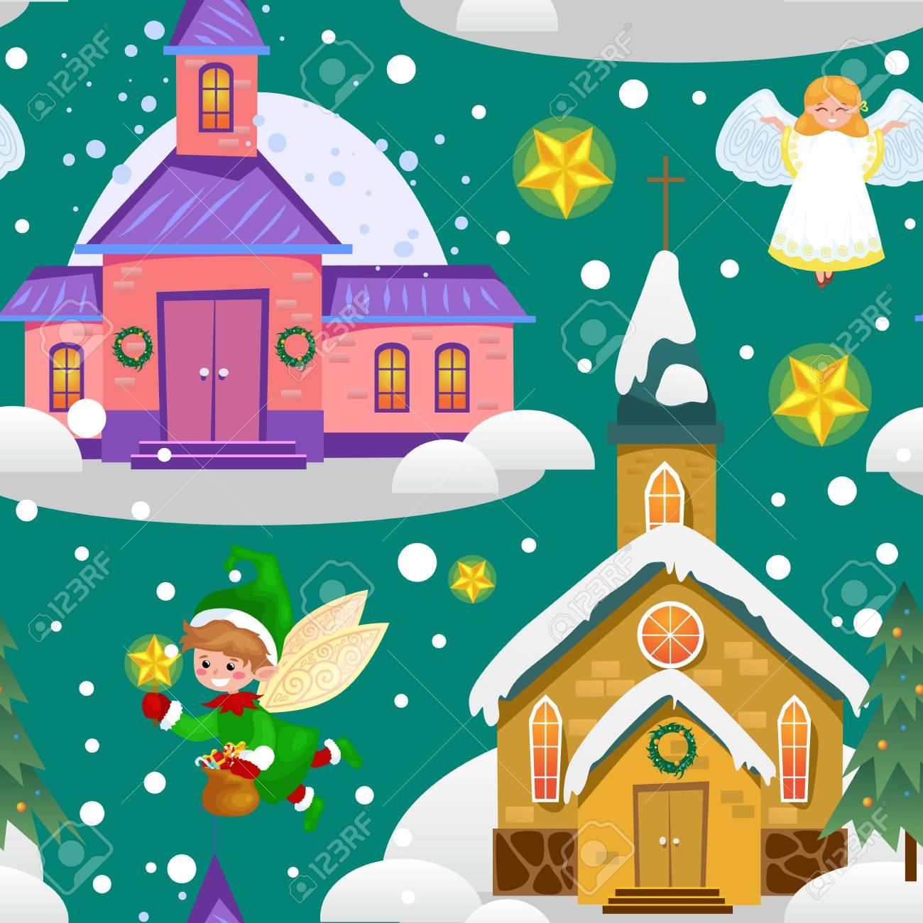 Weihnachten Im Christentum.Stock Photo