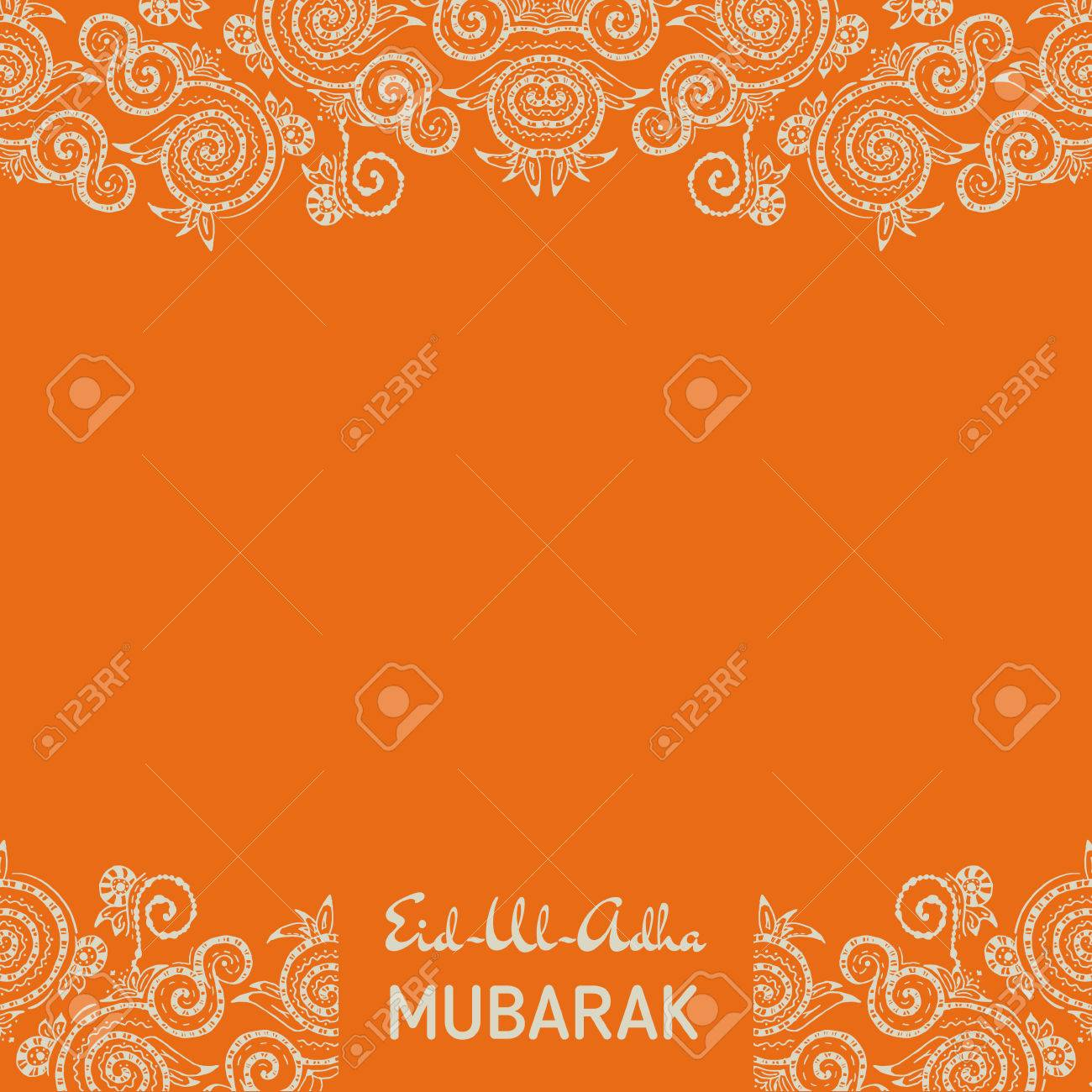 Doc460650 Eid Card Templates Eid Colouring Pages 78 More – Eid Card Templates