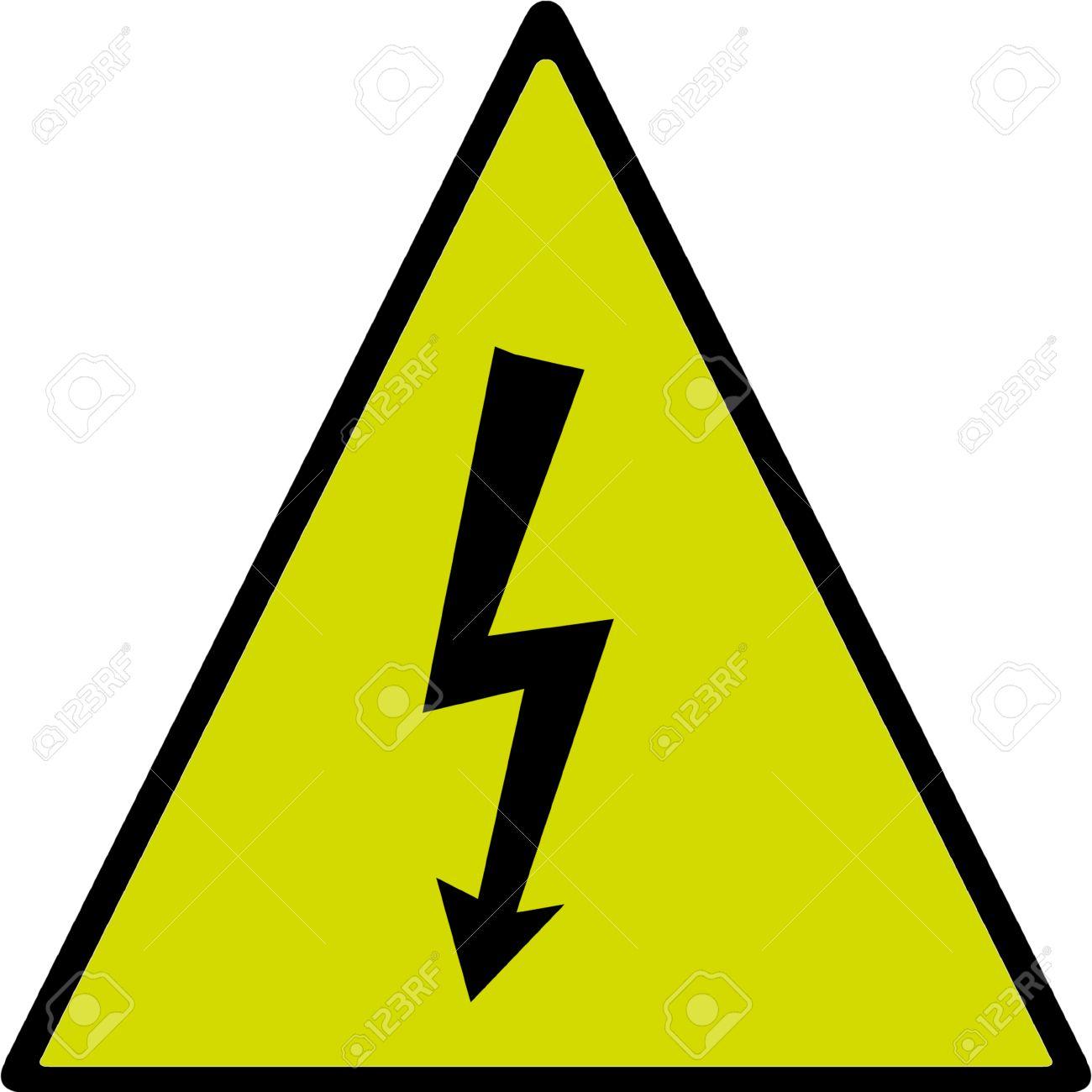 Beware electric shock hazard is dangerous stock photo picture and beware electric shock hazard is dangerous stock photo 41060223 buycottarizona Images