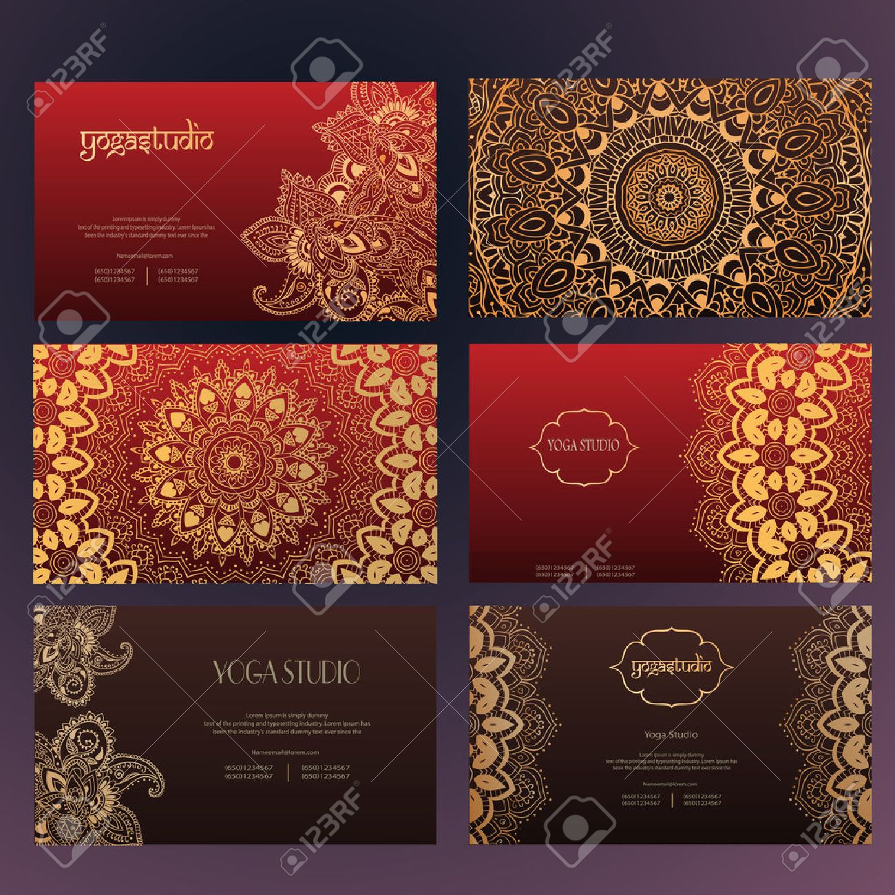 set of business card and invitation card templates lace set of business card and invitation card templates lace or nt yoga center n