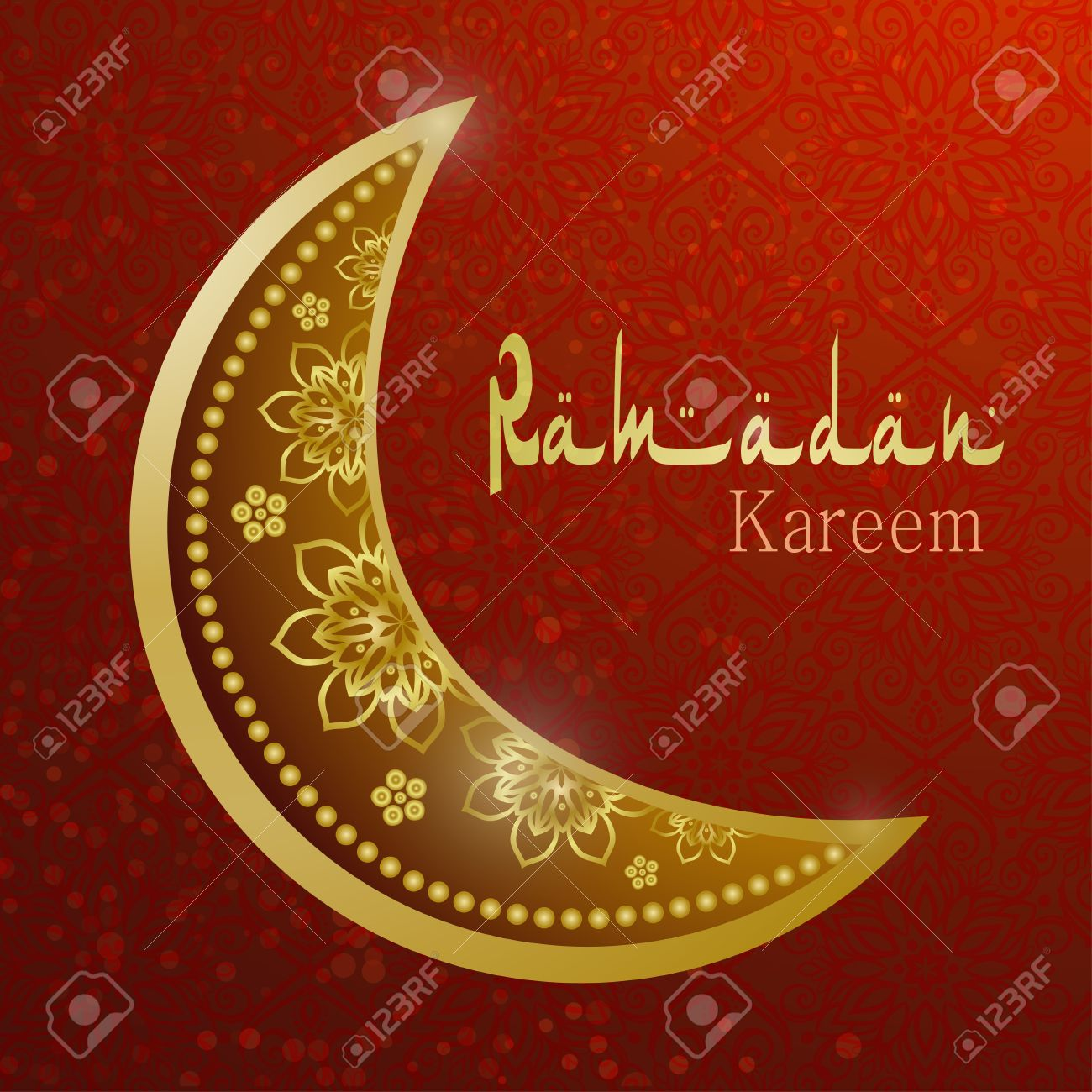 Ornametalof muslim community ramadan kareem invitation card ornametalof muslim community ramadan kareem invitation card in vector perfect cards for any other stopboris Image collections