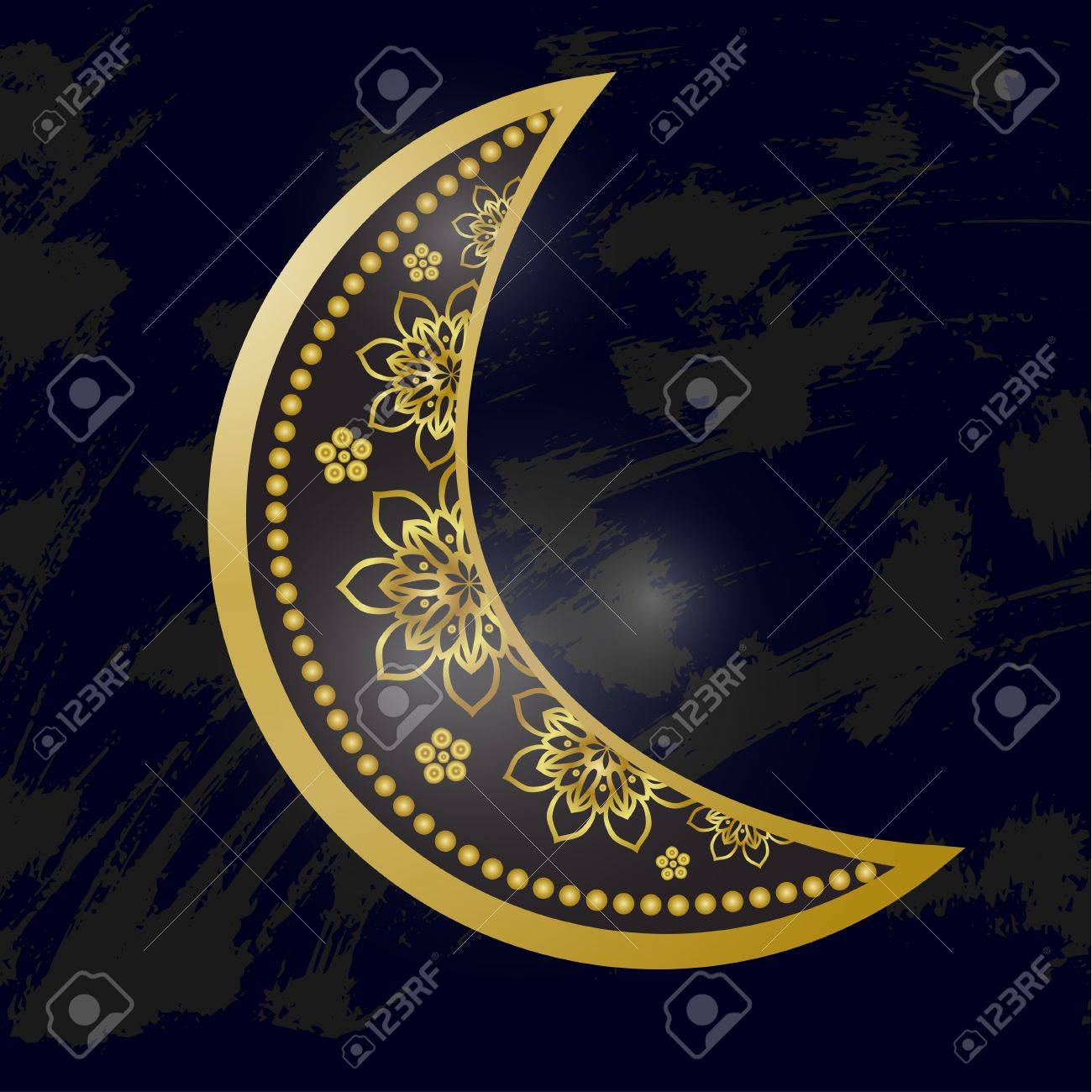 Ornametal moom ethnic sleep dreams symbol invitation card in banco de imagens ornametal moom ethnic sleep dreams symbol invitation card in vector perfect cards for any other kind of design and other holiday stopboris Image collections