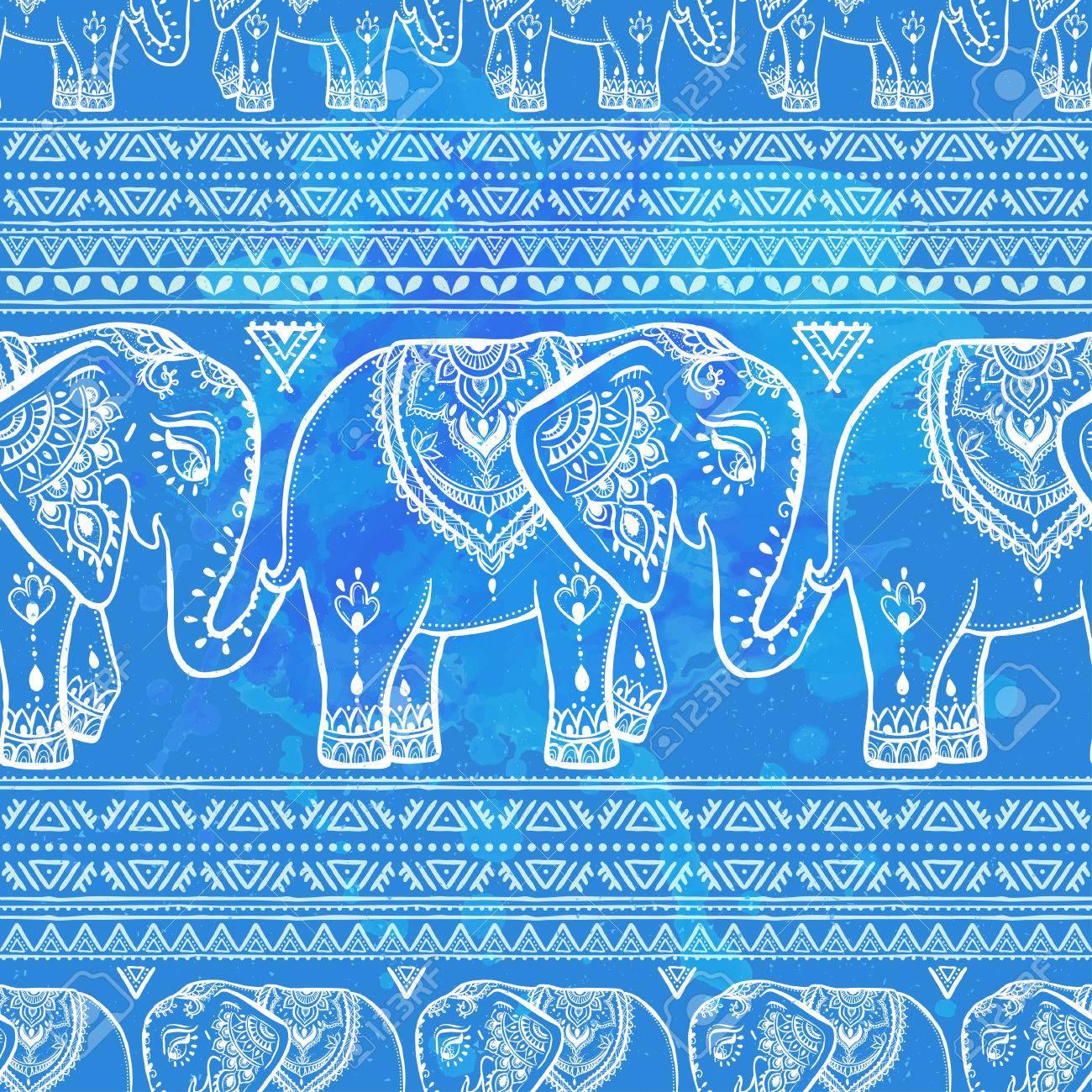 Atractivo Diseño Fresco Para Colorear Elefantes Modelo - Dibujos ...