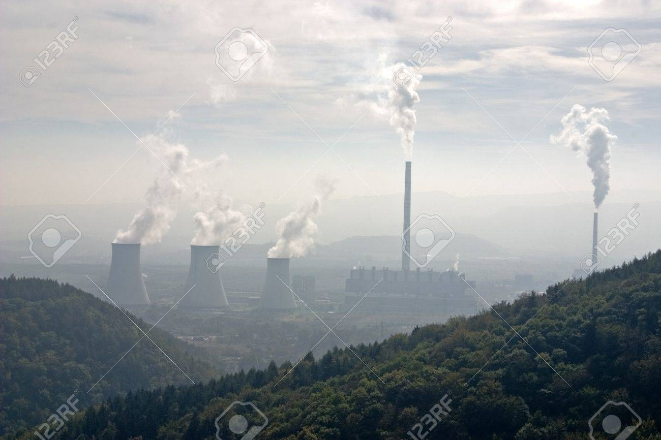 thermal power plant - 7577551