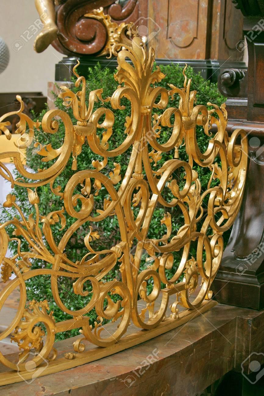 vermeil lattice at church - 53281393