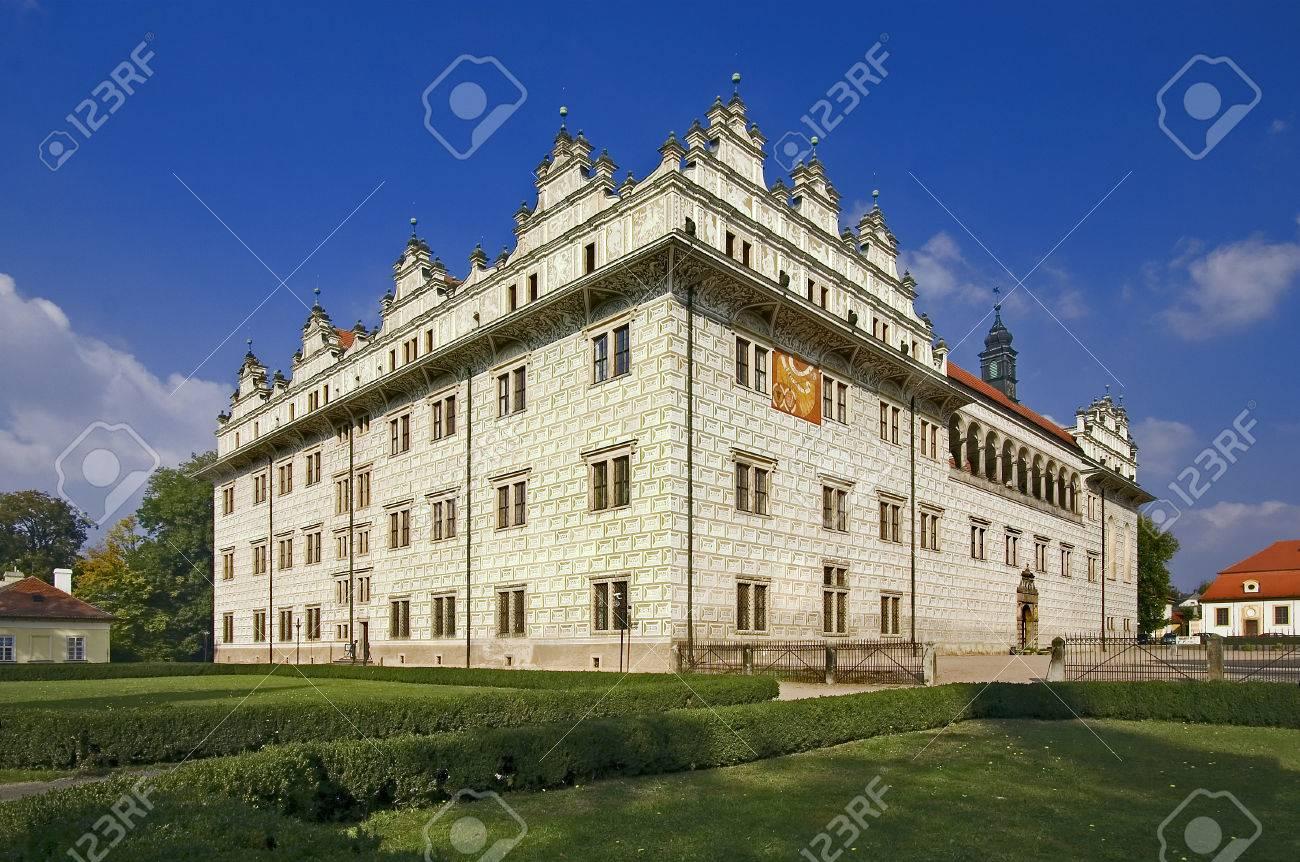 Litomysl castle UNESCO heritage monument - Czech republic - 53270195