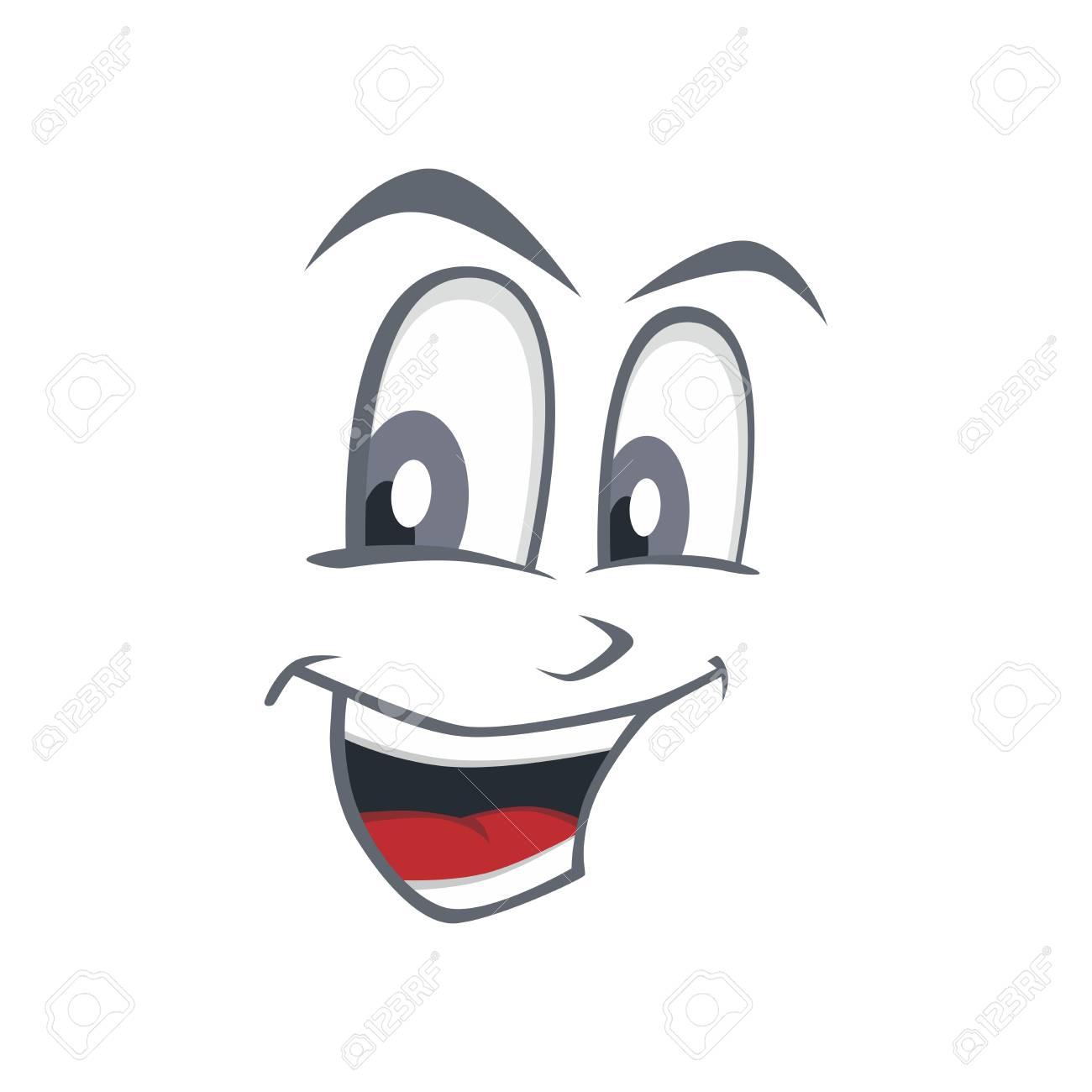 漫画の男キャラのベクトル イラスト親指のイラスト素材ベクタ Image