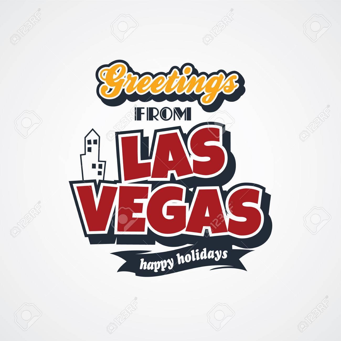 Las Vegas Vacation Clip Art