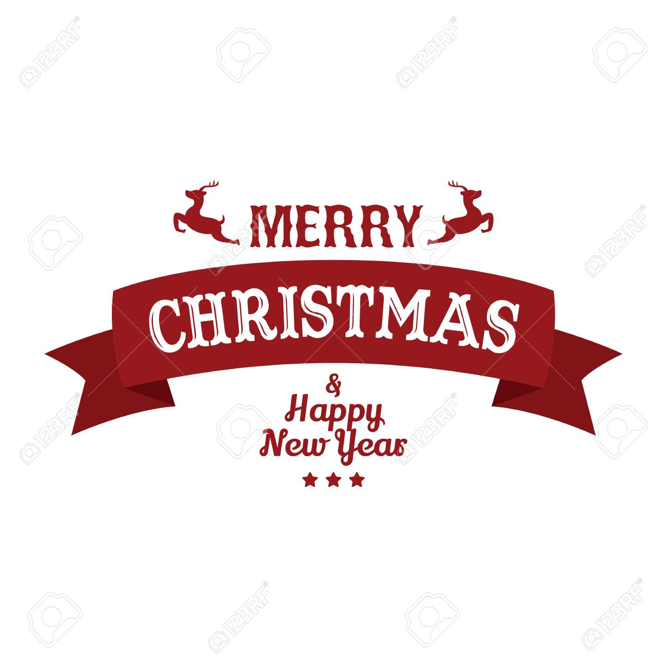 merry christmas and happy new year vector art royalty free cliparts vectors and stock illustration image 85070141 merry christmas and happy new year vector art