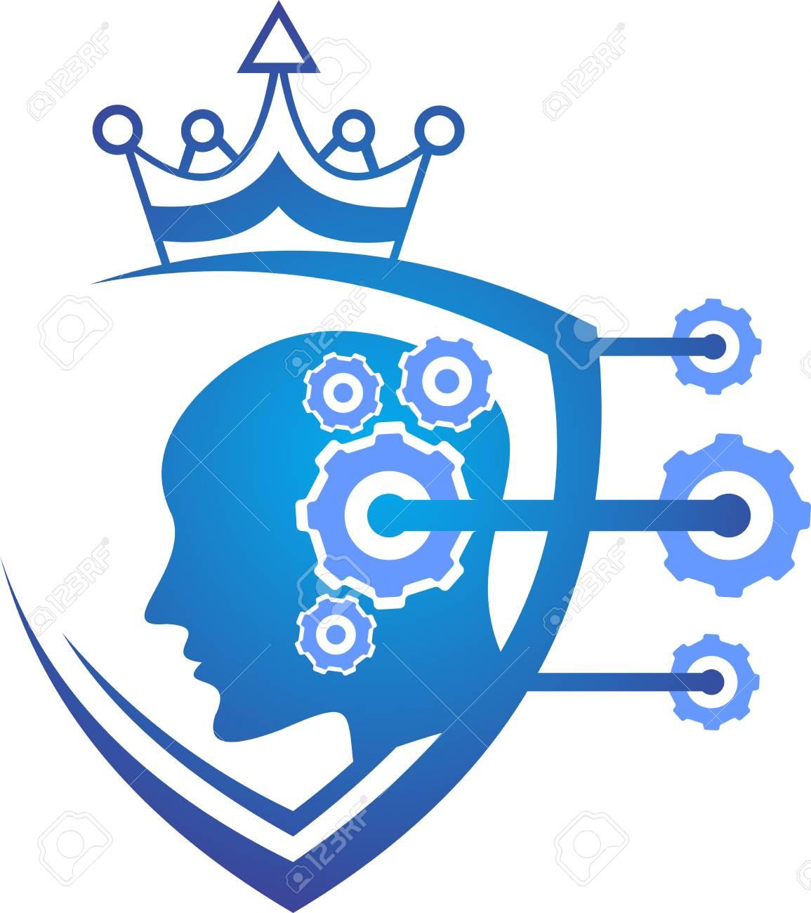 king human mechanic logo royalty free cliparts vectors and stock rh 123rf com mechanic logo templates mechanic logo clocks