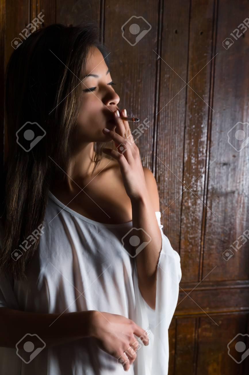 Rauchen Sexy Zigaretten Frauen Warum ist