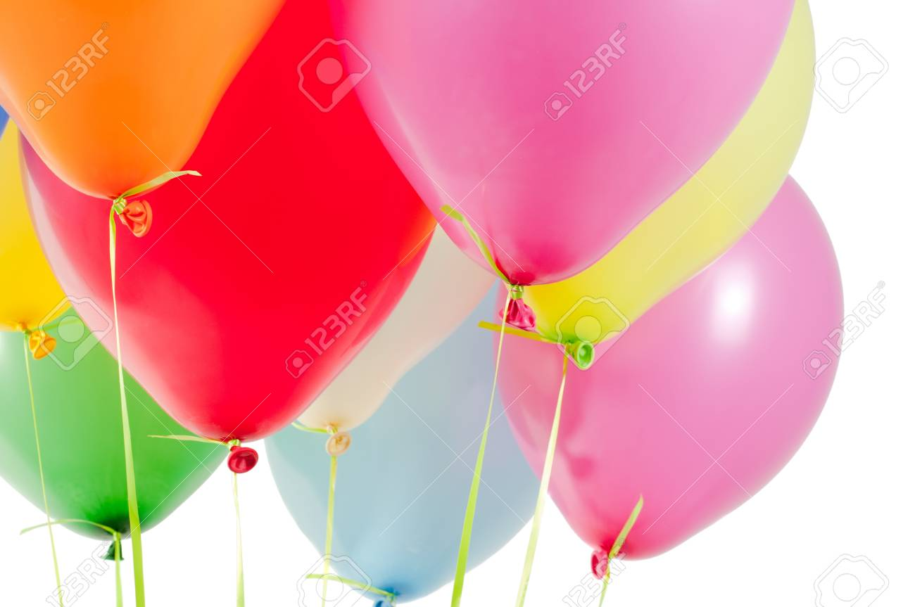 Multicolored air balloons Stock Photo - 9605064