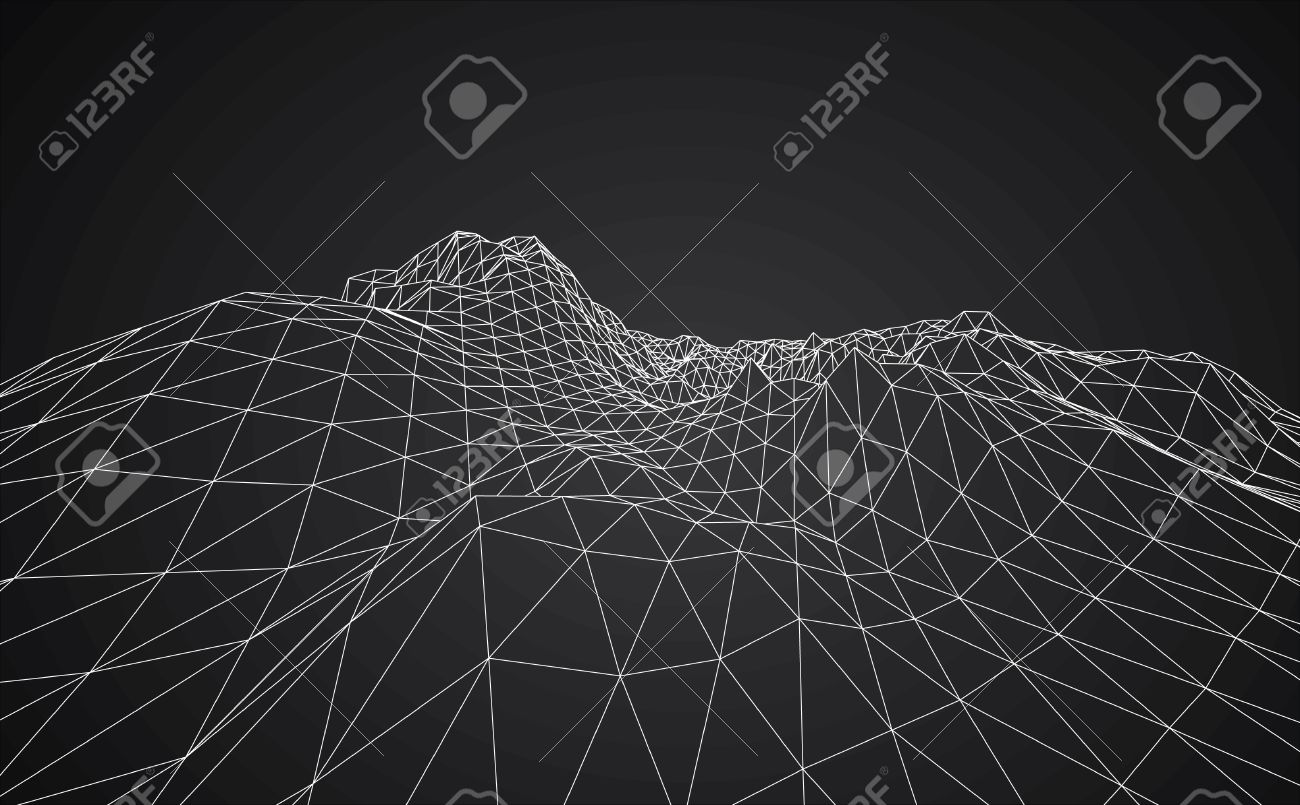 Charmant 3d Wireframe Bilder - Die Besten Elektrischen Schaltplan ...