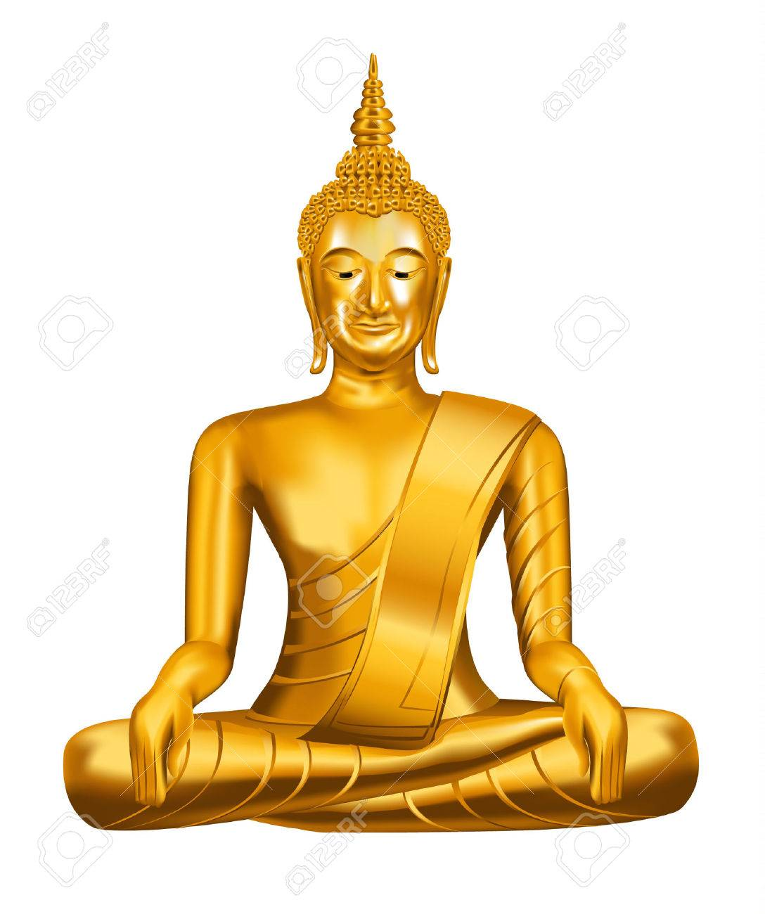 buddha vector royalty free cliparts vectors and stock rh 123rf com buddha vector free buddha vector silhouette