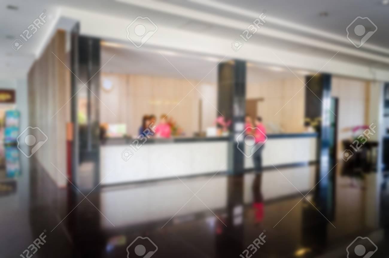 Hotel Di Lusso Interni : Hotel di lusso sfocatura di lusso interni per lo sfondo foto royalty
