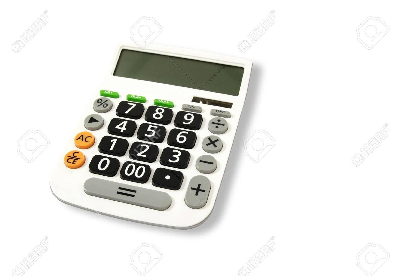 Calculator Stock Photo - 9127953