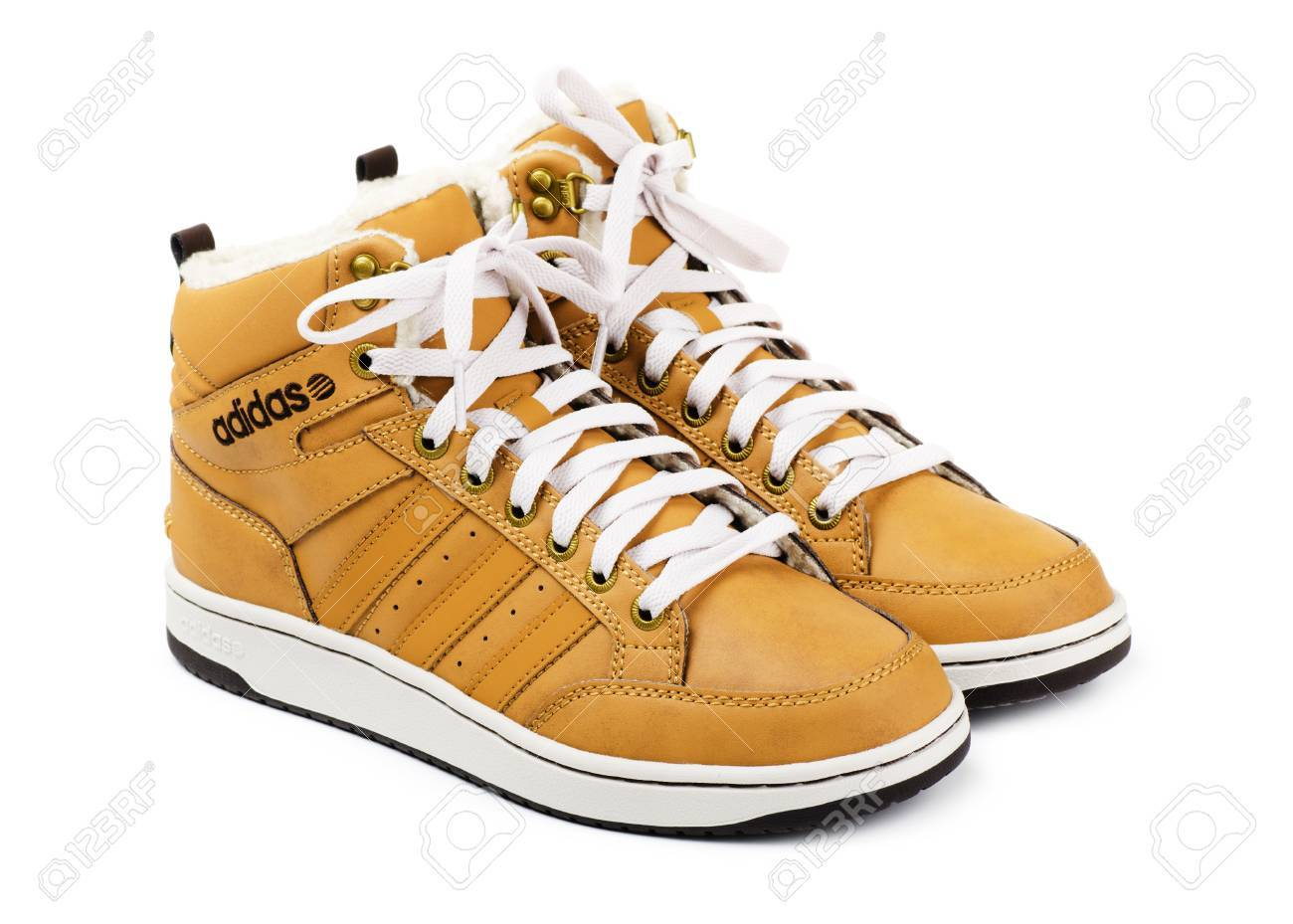best sneakers 66237 4879a ... mens black yellow white f21bf 88496  cheap samara russia october 31  2015 adidas neo sneakers for the winter 08909 af3b8