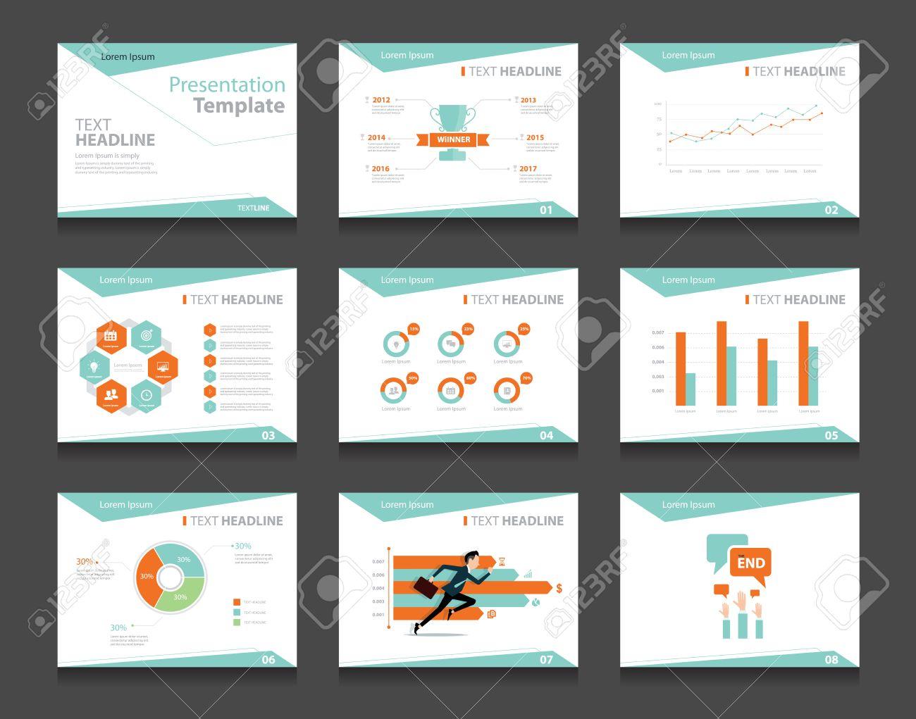 Infographic business presentation template setpowerpoint template infographic business presentation template setpowerpoint template design backgrounds stock vector 43683108 toneelgroepblik Images