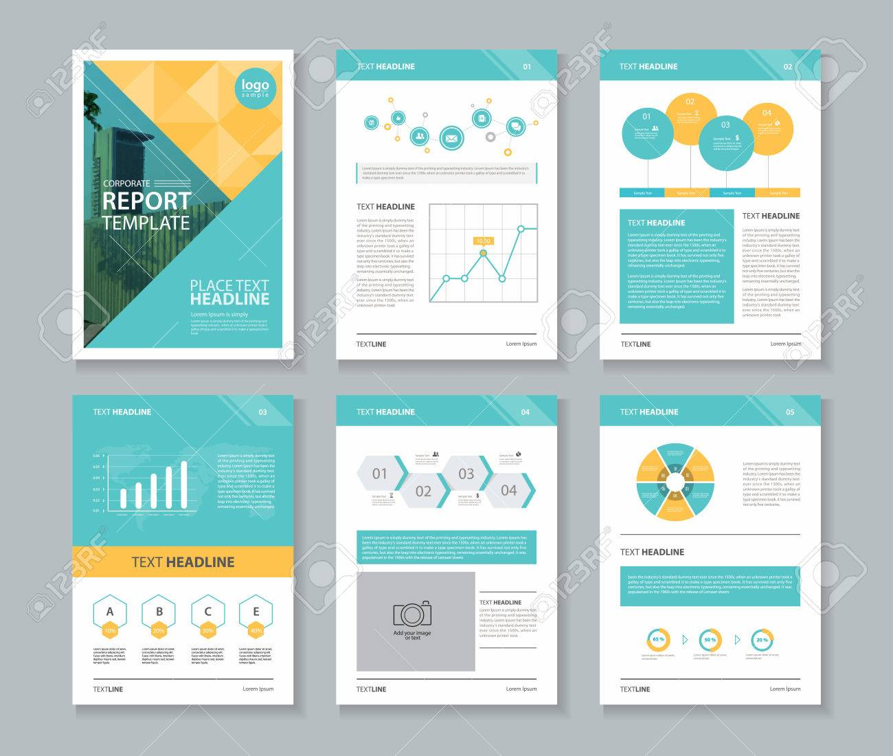 Company profile annual report brochure flyer page layout company profile annual report brochure flyer page layout templateand business cheaphphosting Image collections