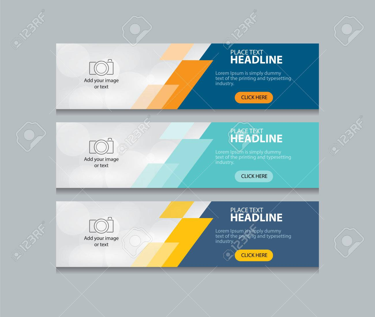 Abstract Web Banner Design Template Background Royalty Free Cliparts Vectors And Stock Illustration Image 60917046