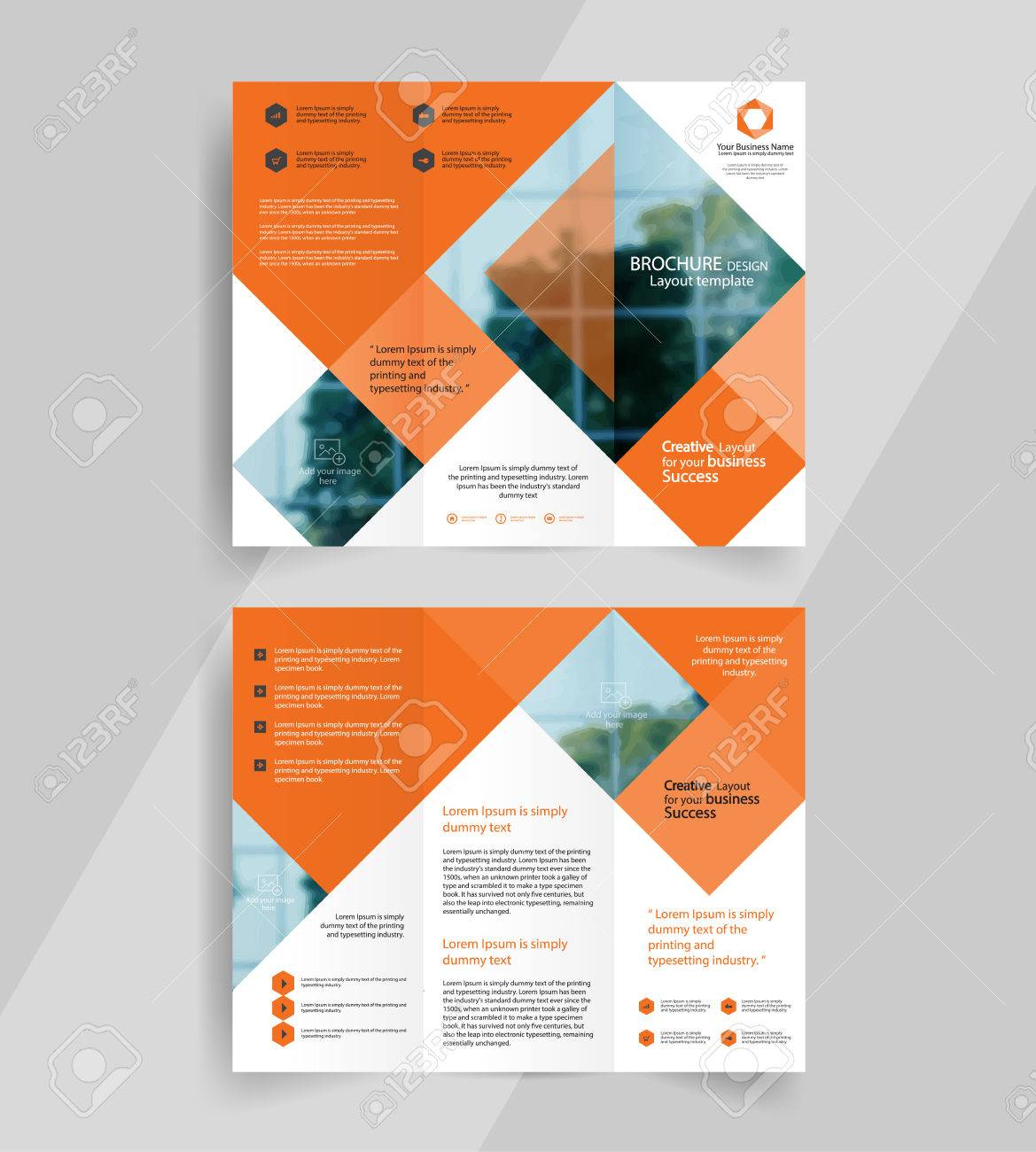 Sample Tri Fold Brochures Zrom