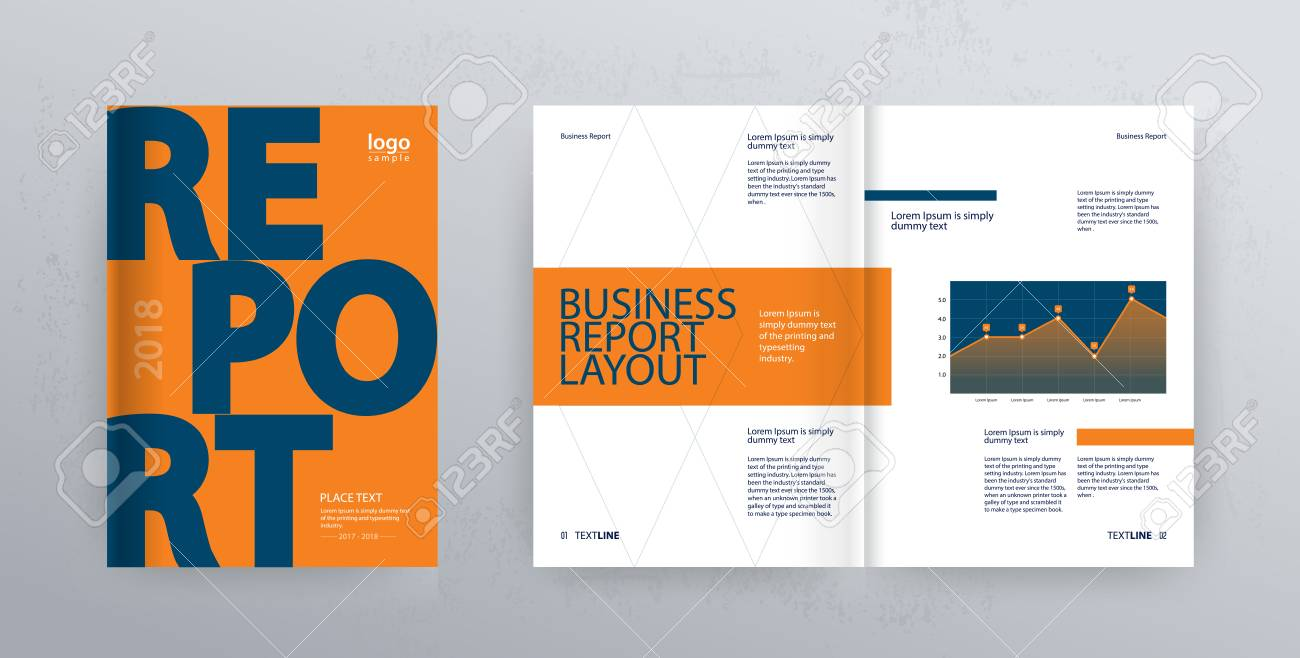 business company profile report and brochure layout.html