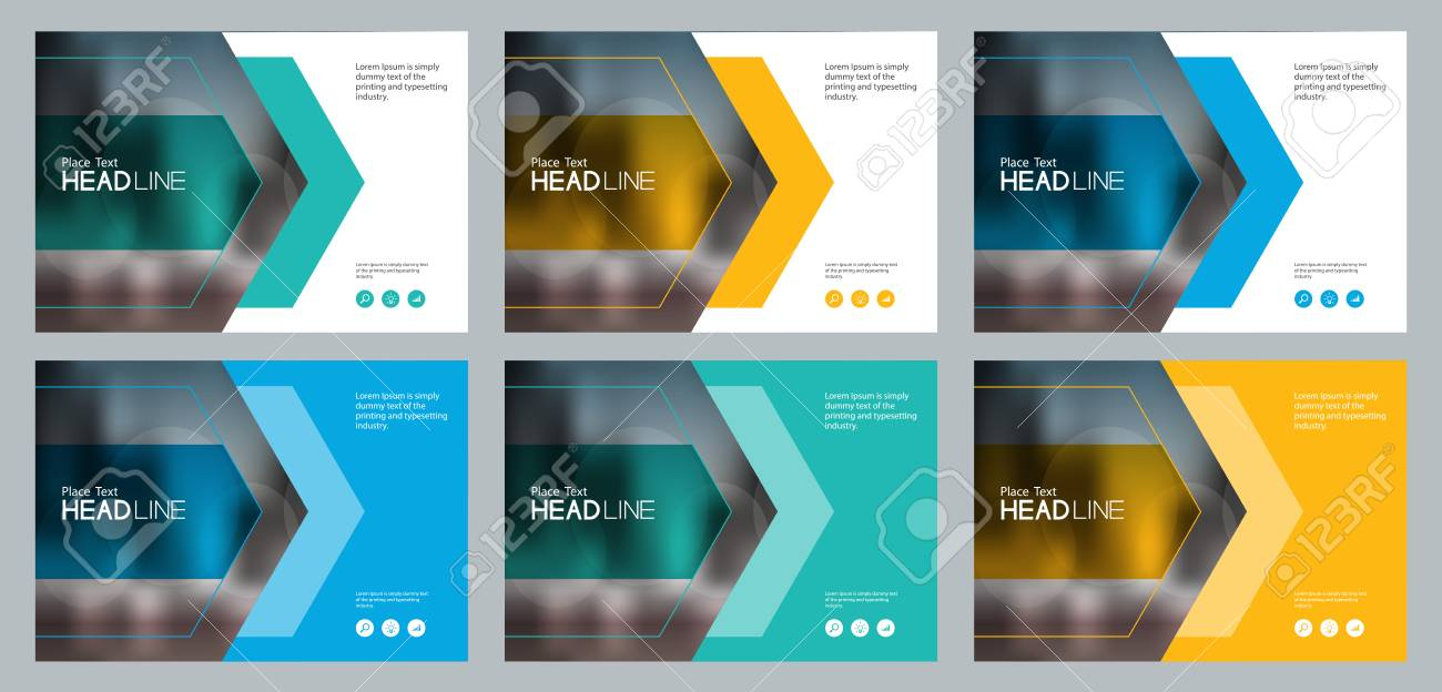 set abstract background template design for social media post and web banners concept , with use in presentation cover,brochure,book cover layout concept - 108608426