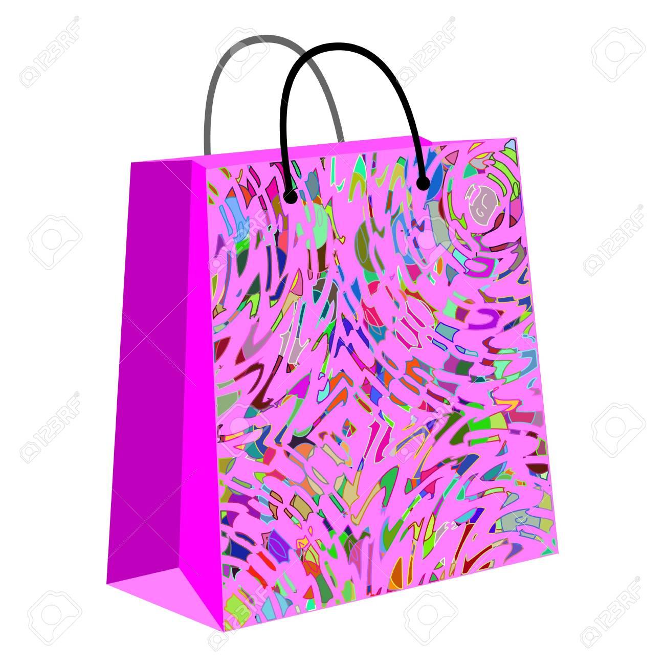 shopping bag - vector Stock Vector - 13363691