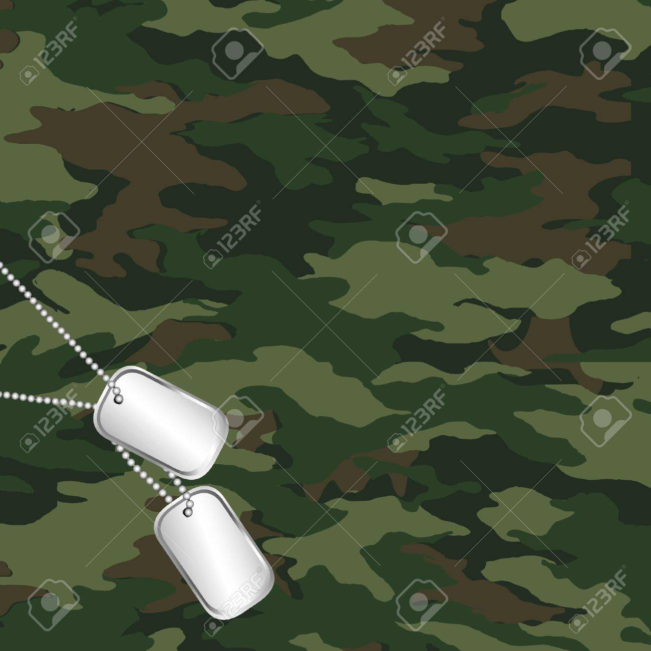 Army Background Vector Vector Camouflage And Army