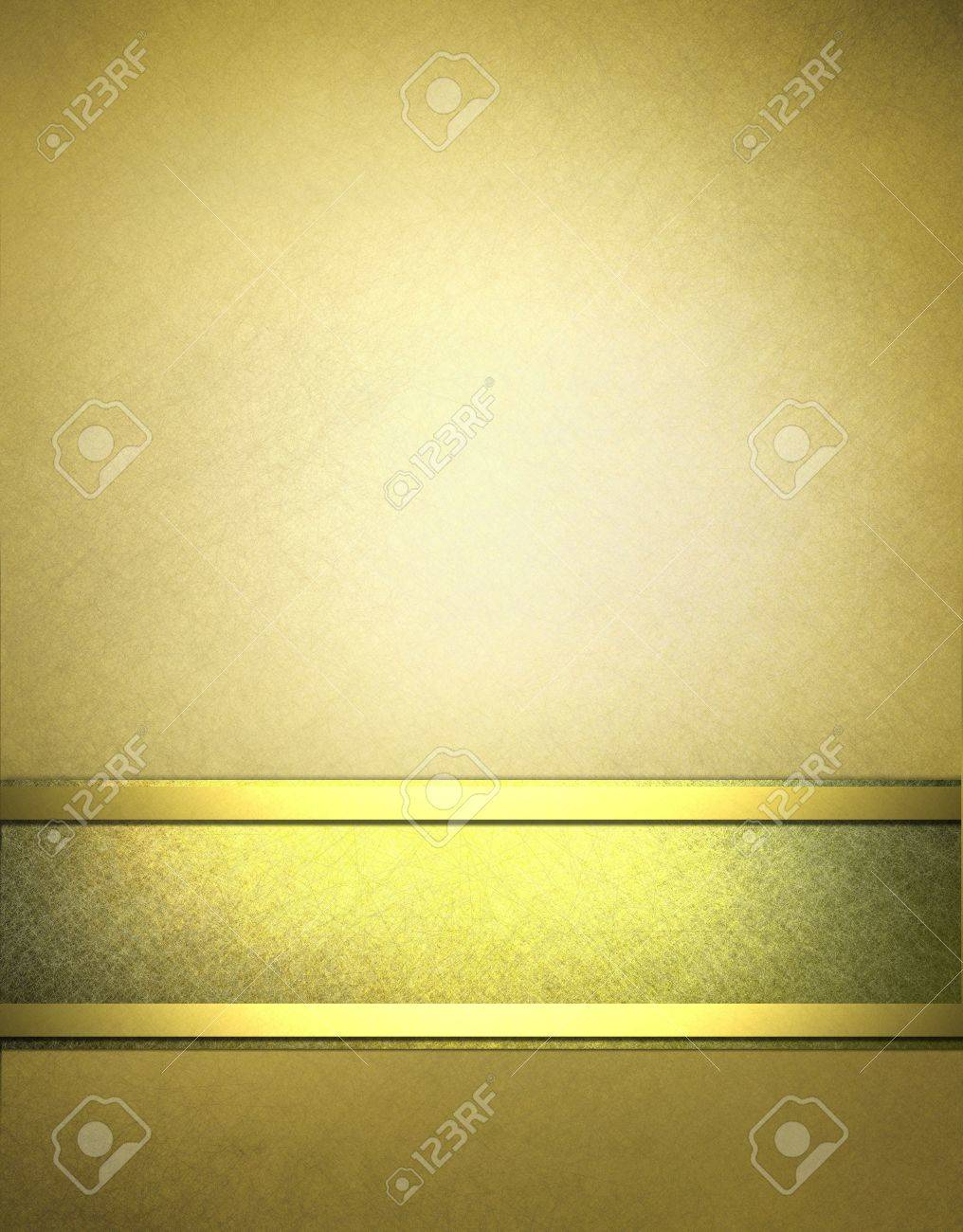 Elegant Gold Background Stock Photo - 8671723