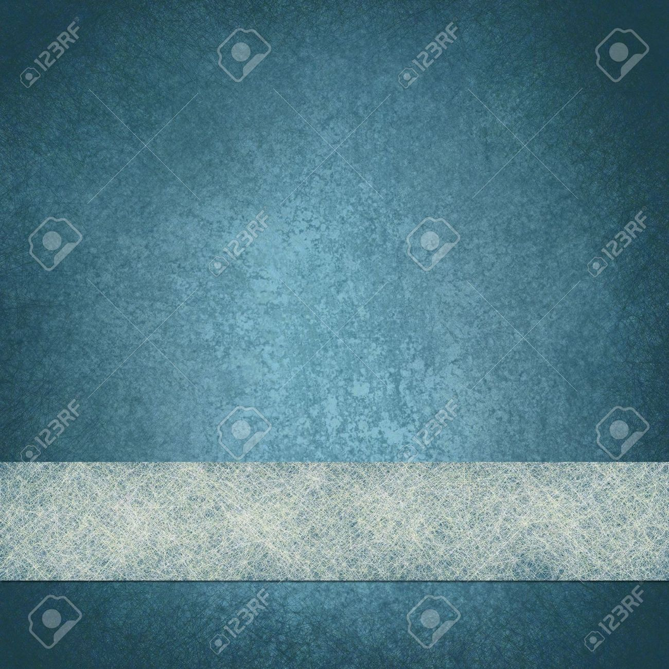 elegant formal background with frosty white parchment ribbon design layout Stock Photo - 11230950